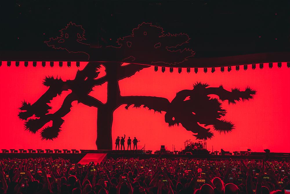 u2 tree